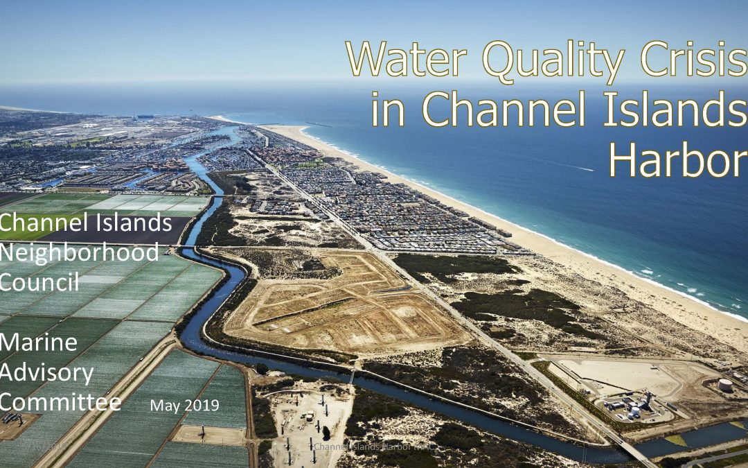 Water Quality Report May 2019