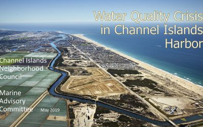 Water Quality Crisis in Channel Islands Harbor